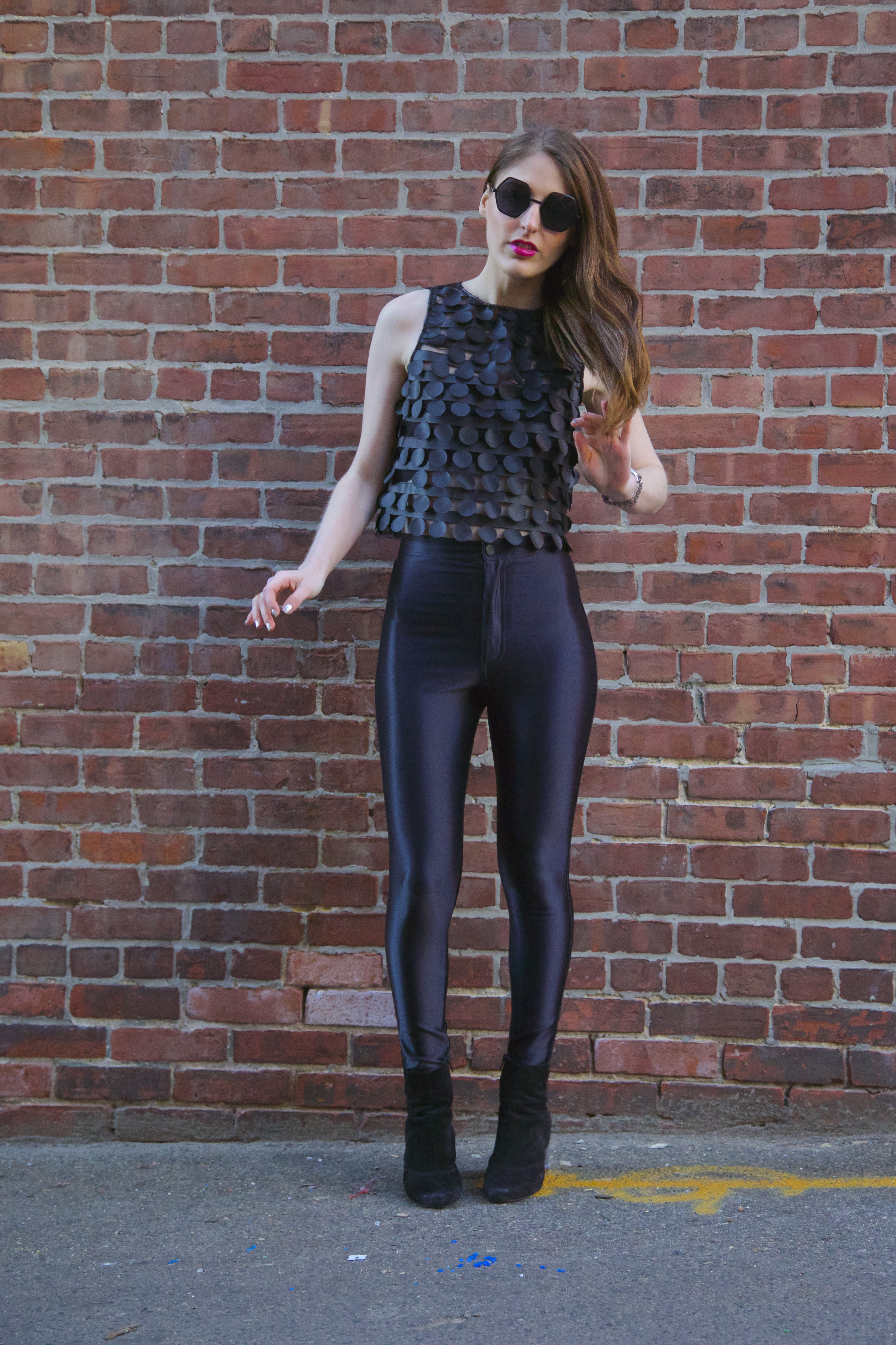 Disco Pants Day Or Night Annie S Fashion Sauce